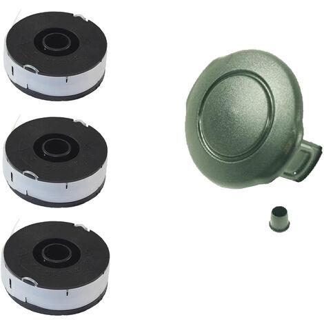Lot 3 bobines + 1 hotte Grizzly ERT 450/8 + ERT 530R + Flora Best FRT 430 + Flora Best FRT 450 A1 + Flora Best FRT 430/10 (ne convient pas FRT 450b2 & FRT 500/8 100603)