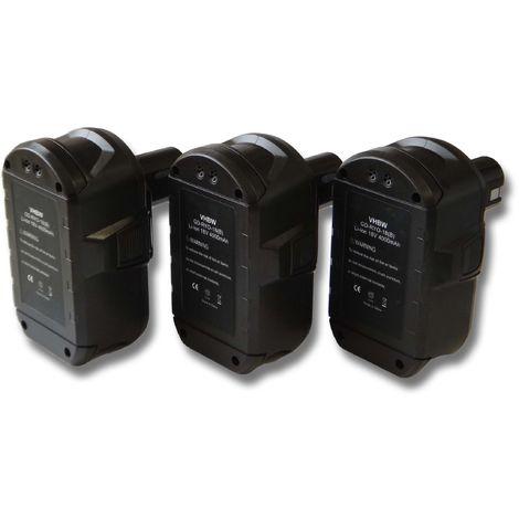 Batterie 18v 4000mah Li-Ion Battery pour ryobi r18i-0 Batterie Compresseur zrp-813