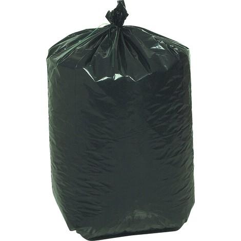 Lot 8 rouleaux de 25 sacs poubelles de 50 litres - S14591