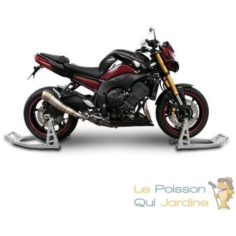 Lot Béquilles d'atelier Stand Avant Arrière MotoGP, Superbike pour motos