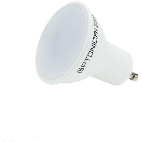 Lot de 10 Ampoules GU10 5W eq. 40W Haute Luminosité