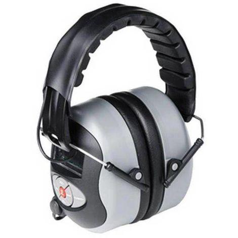 Lot de 10 Casques anti-bruit avec radio FM - T. Unique - Coverguard