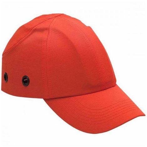 Lot de 10 casquettes ANTI HEURT haute visibilité Coverguard