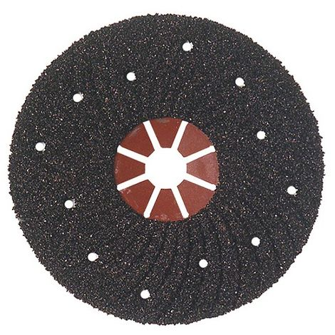 Lot de 10 disques semi-rigide bombés pour pierre et béton - D. 125 x Al. 22,23 mm Gr. 120 - 12212 - Leman - -