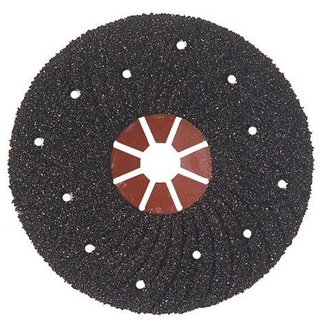 Lot de 10 disques semi-rigide bombés pour pierre et béton - D. 125 x Al. 22,23 mm Gr. 60 - 12260 - Leman - -