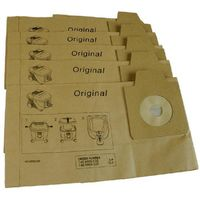 1067460 10x Sacs à poussière papier pour Hako Tennant 802225 Sorma SM510