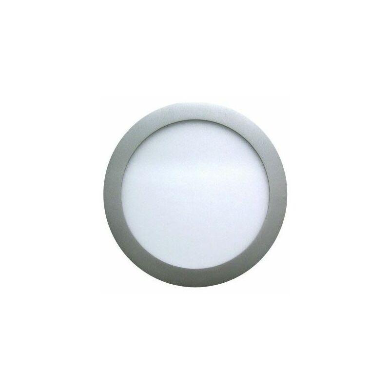 acd6fda6da94f Lot de 10 Spot Encastrable LED Downlight Panel Argent 7W Blanc Neutre 4200 -4500K