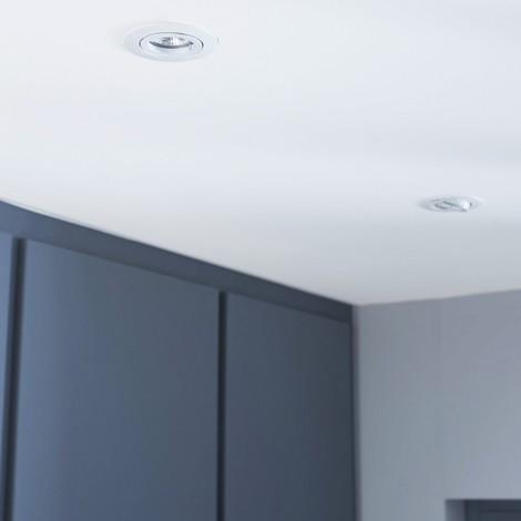 Lot de 10 Spots LED Encastrable Plafond Downlight 7W Blanc Froid
