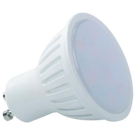 Lot de 100 Ampoules LED GU10 7W rendu 50W 120 Blanc froid KANLUX.