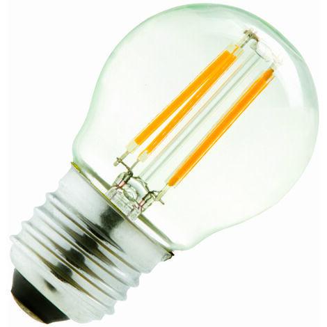 Lot de 12 ampoules LED filament E27 globe 4W (equiv. 40W) 470Lm 2700K