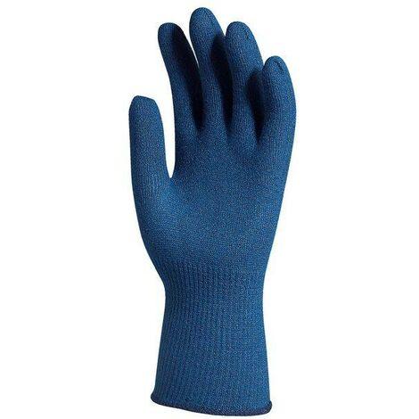 Lot de 12 paires de gants de travail thermique tricoté anti-froid Coverguard