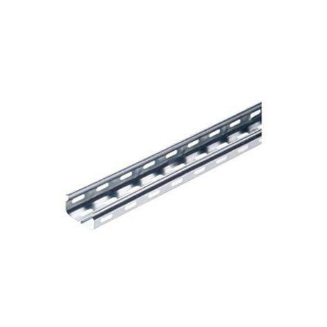 Lot de 12m de chemin de câble type fil Largeur 395mm (4 longueurs de 3m) CC 395 BRN35 Z275 MAVIL MV40111
