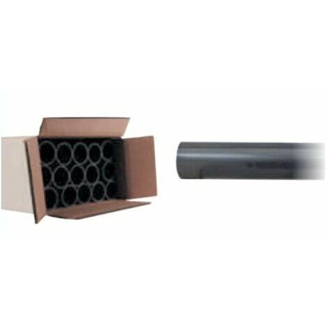 Lot de 15 Tubes PVC pression rigide diam. 50 en longueur de 1 mètre