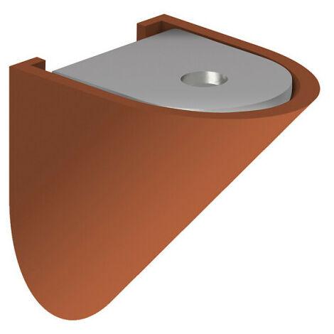 Lot de 16 taquets d'assemblage cuivre pour meuble ou placard - Cuivre