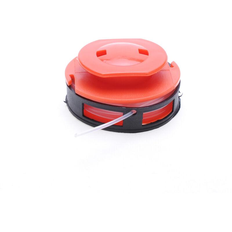 Jardiaffaires Lot de 2 bobineaux adaptables pour Coupe Bordure Black /& Decker et EINHELL