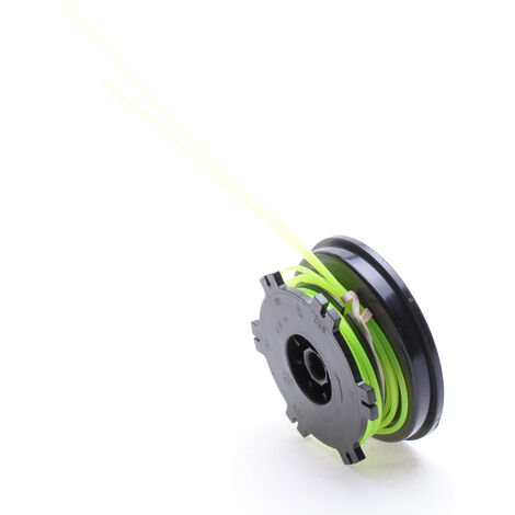 Lot de 2 bobineaux adaptables pour coupe bordure fil de 2mm
