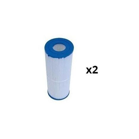 Lot de 2 Cartouches de filtration pour filtre Hayward C500