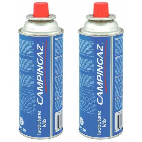 Lot de 2 cartouches de gaz à valve CP 250 - CAMPINGAZ