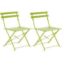 Lot chaises pliantes à prix mini