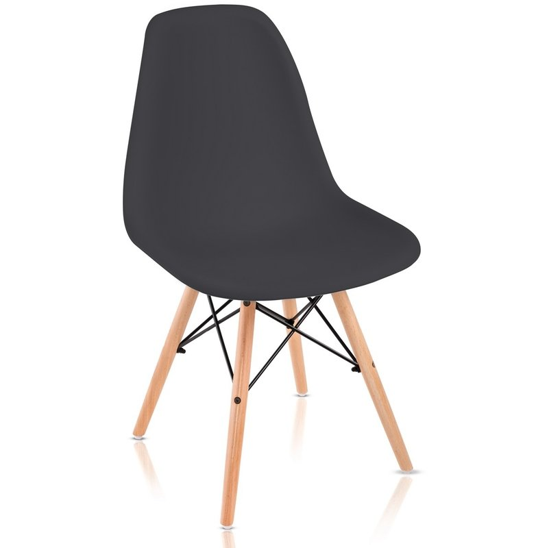 Lot de 2 Chaises retro de Nordic Design – McHaus