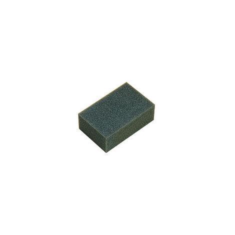 Lot de 2 éponges grise cimentier 17 X 11 X 6 cm -Mob /mondelin