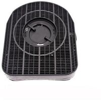 Lot de 2 filtres charbon (77X2939) Hotte 90985 ROSIERES, ARTHUR MARTIN ELECTROLUX, ELECTROLUX, SCHOLTES, AEG, AIRFORCE, WHIRLPOOL