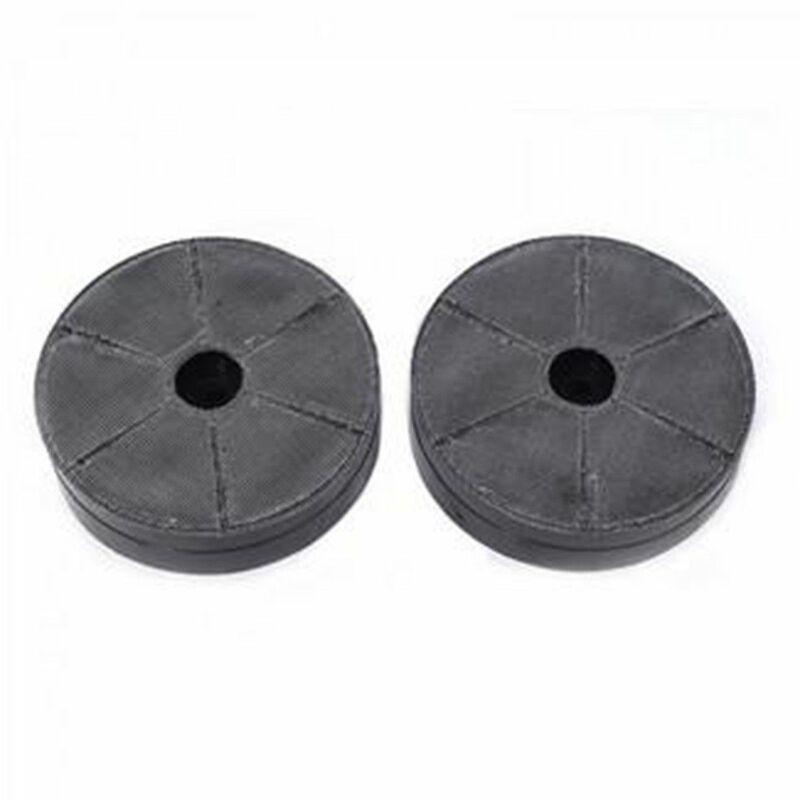 Lot de 2 filtres charbon (C00298188) Hotte - Indesit