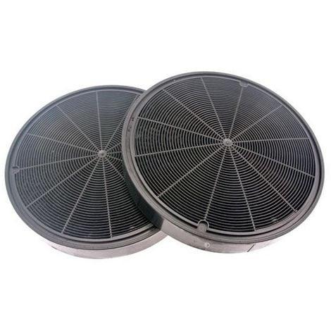 Lot de 2 filtres charbon type 196 (295552-2382) (484000008674) Hotte 295552_3662734285640 ROBLIN, ARISTON HOTPOINT, FRANKE, DE DIETRICH, AEG, ZANUSSI, ELECTROLUX, SIEMENS, ARTHUR MARTIN ELECTROLUX, SCHOLTES, BOSCH, INDESIT, NEFF, ZANKER