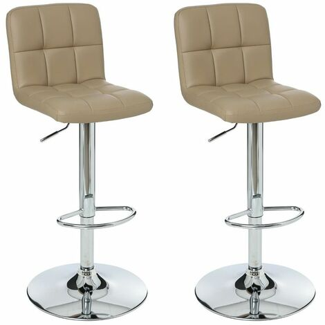 Lot de 2 tabourets de bar Delek - Atmosphera