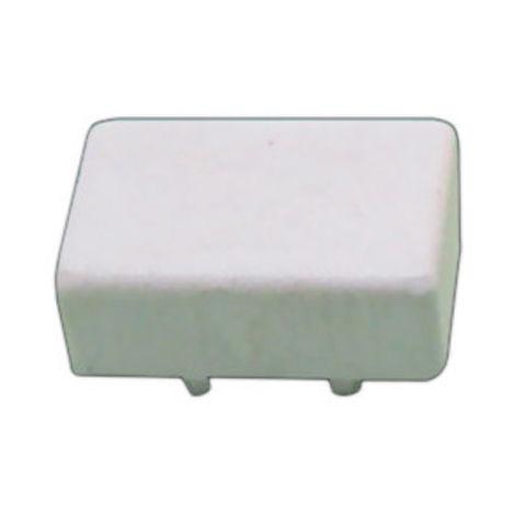 Lot de 20 pièces Accessoires de montage pour mini-moulures 12 x 8 mm couleur NMarfil Electro Dh 48.010/TF/M 8430552111923