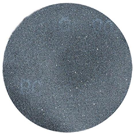 Lot de 25 disques velcro treillis pour ponceuse mur et plafond D. 225 mm Gr. 80 - 4522580 - Leman - -