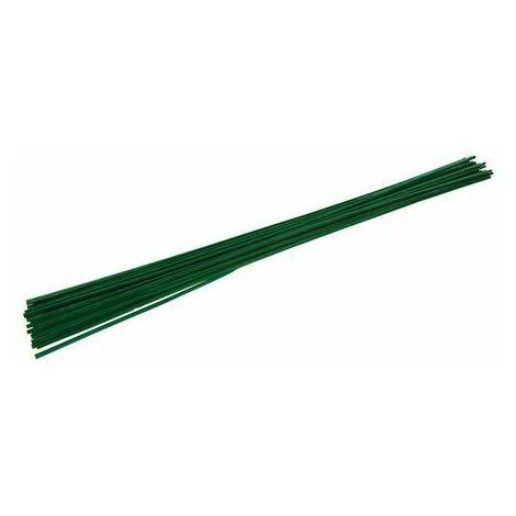 Lot de 25 tuteurs en bambou 600mm