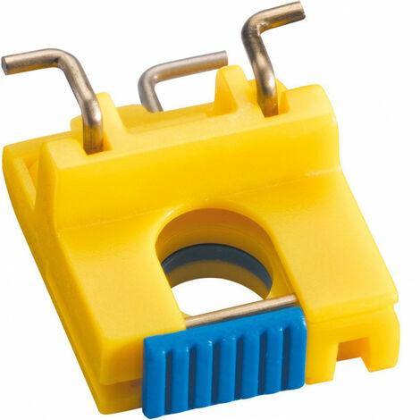 Lot de 2x Kit de verrouillage manette plombable pour disjoncteur - inter dif - disj dif (MZN175)
