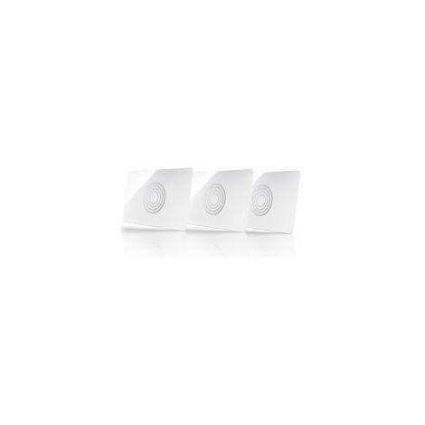 Lot de 3 cartes pour serrrure connectée Somfy - 2401401.