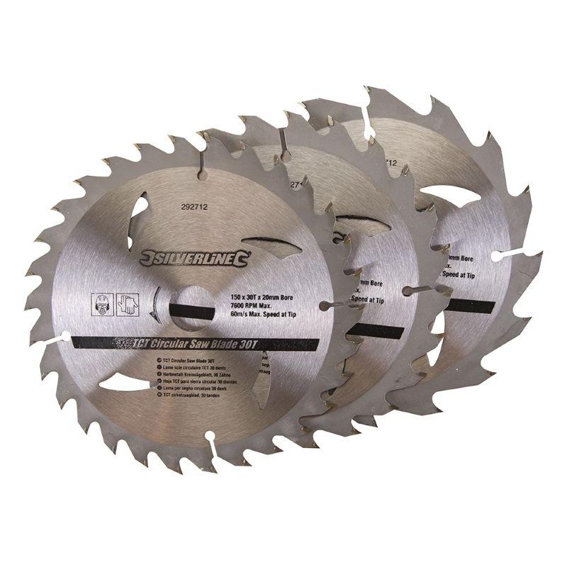 PARKSIDE® Lame de scie circulaire 210 x 2,4 x 30mm 48 dents