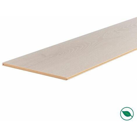 Lot de 3 planches palier rénovation d'escalier stratifié colorado 2050 x 225 x 8 mm