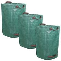 Lot de 3 sacs de déchets 160, 300 ou 500L en PP 150g/m² autoportants - Linxor