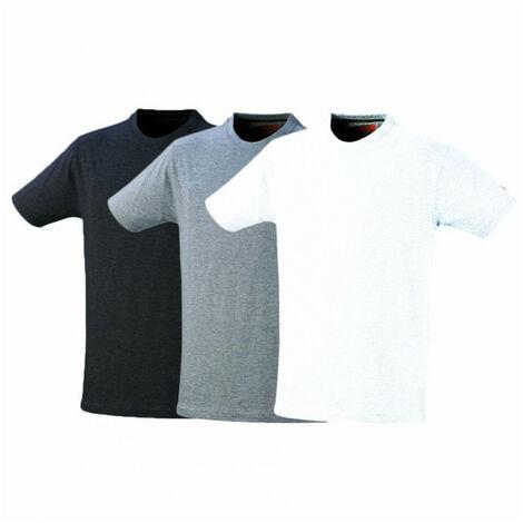 Lot de 3 Tee-shirts manches courtes KAPRIOL - plusieurs modèles disponibles
