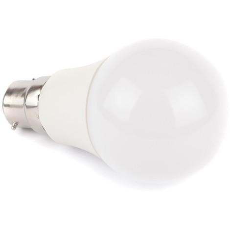 Lot de 5 ampoules LED A60 B22 12W