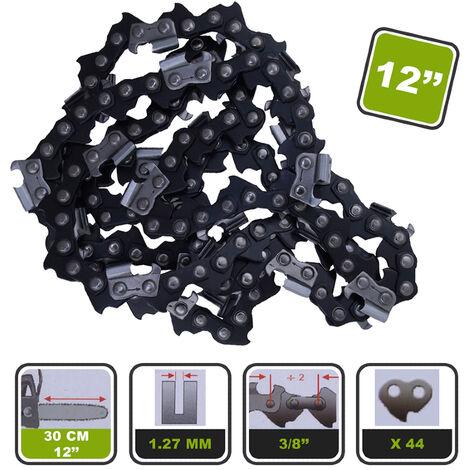 Lot de 5 chaînes de tronçonneuse Silex® pour guide 30cm