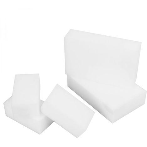 Lot de 5 éponges magiques de nettoyage pour piscine ou tout autre surface en PVC - Linxor
