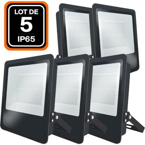 Lot de 5 Projecteurs LED Industriel MOON 300W