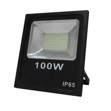 LOT DE 5 PROJECTEURS LED SMD 100W EXTÉRIEUR IP65