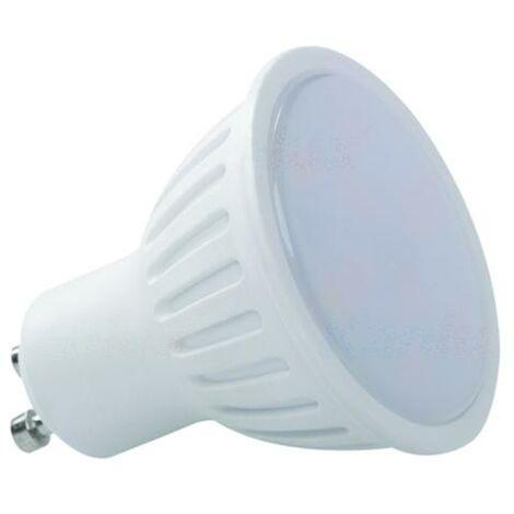 Lot de 50 Ampoules LED GU10 7W rendu 50W 120 Blanc chaud KANLUX.