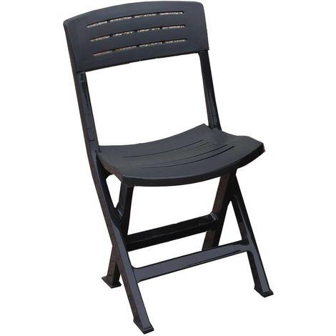 Lot de 6 chaises jardin \