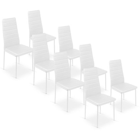 Lot 8 chaises à prix mini