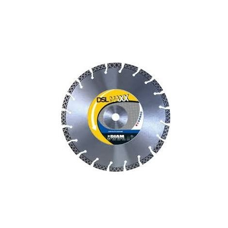 LOT DE 8 DISQUES DIAMANT DSLMAXX-A 125 ASPHALTE ENROBE