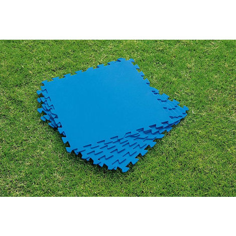 Lot de 8 tapis de protection Bestway