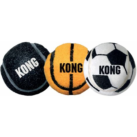 Lot de balles KONG Sport Balls