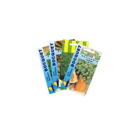 Lot de Légumes spécial Sauce (4 sachets de graines à semer) - 15,5g